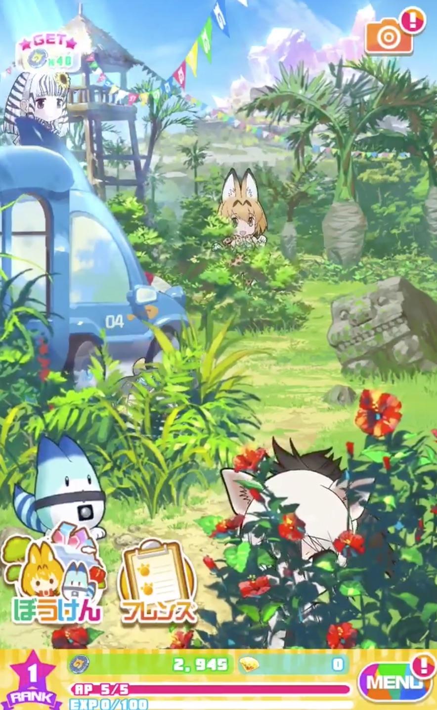 《兽娘动物园 FESTIVAL》开发中游戏画面公布 2