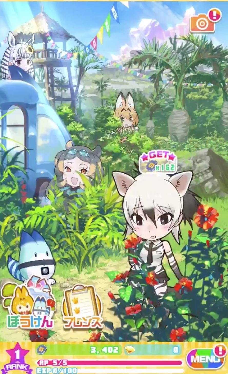 《兽娘动物园 FESTIVAL》开发中游戏画面公布 3